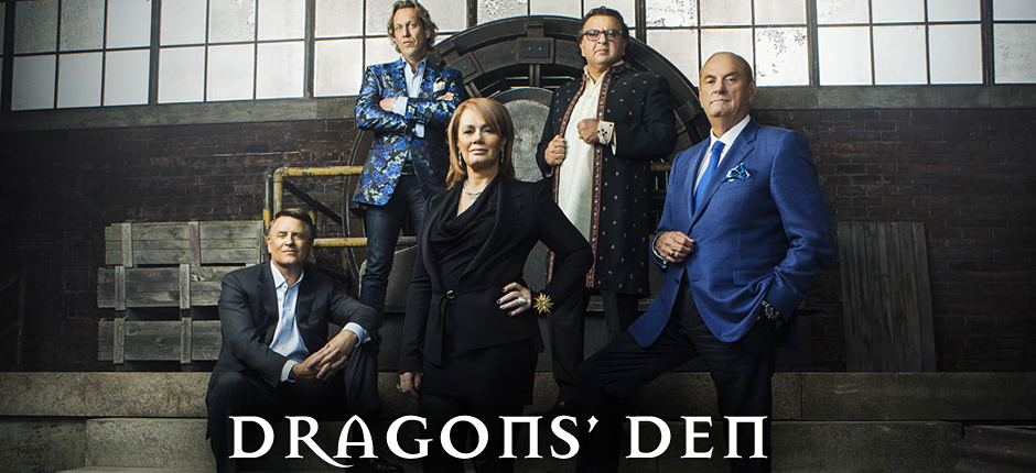 Wildeboer Dellelce renewed as legal advisers to CBC's <br> hit reality series <br> Dragons' Den