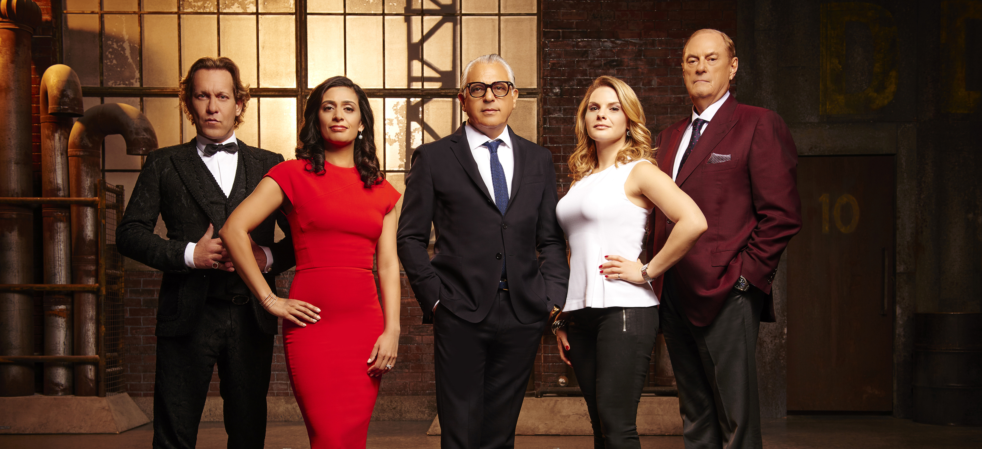 Wildeboer Dellelce renewed<br>as legal advisers to Season 10 of CBC's hit reality<br>TV series Dragons' Den
