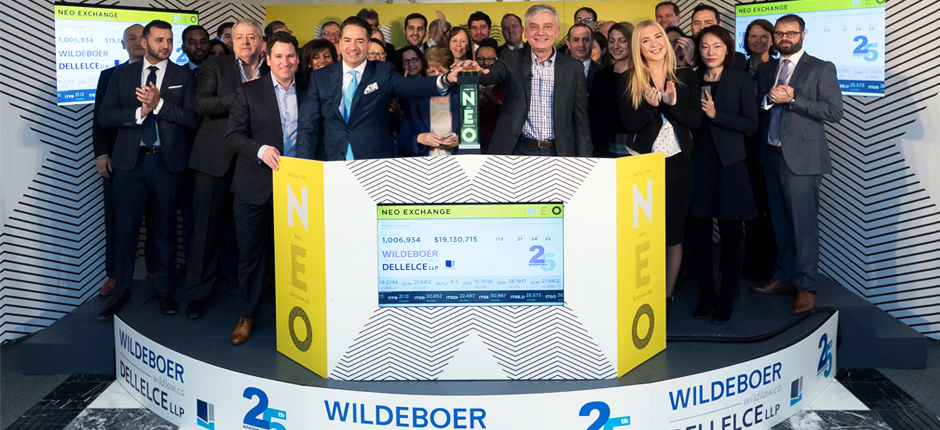 Wildeboer Dellelce Celebrates 25th Anniversary