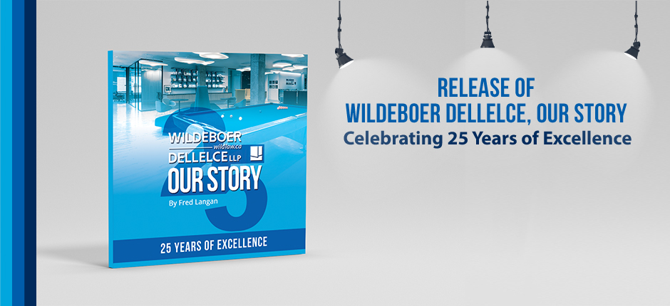 "Celebrating the Release of ""Wildeboer Dellelce, Our Story"""